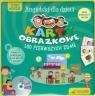 Angielski dla dzieci Karty obrazkowe 100 pierwszych zdań dla dzieci od 6