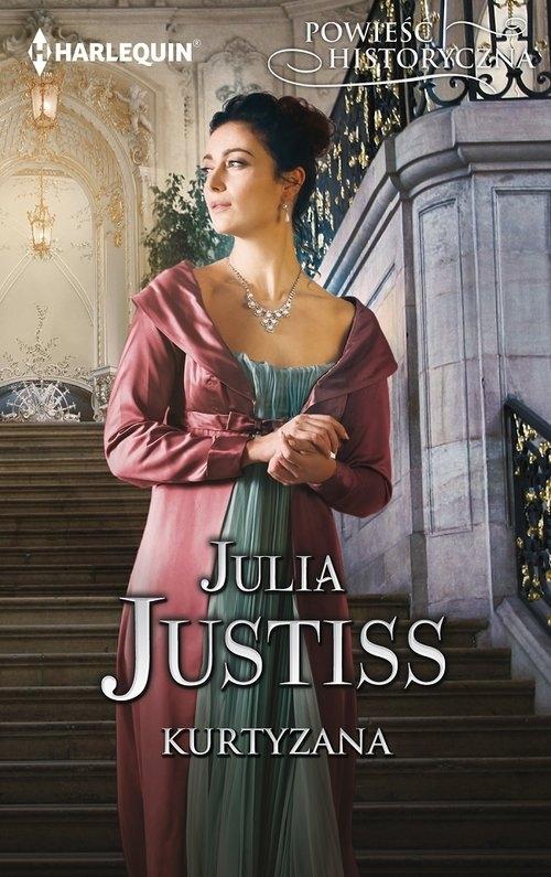 Kurtyzana Justiss Julia