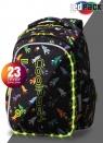 Coolpack - Joy M - Plecak Młodzieżowy -  Led Rockets (A20207)