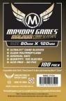 Koszulki Magnum Gold 80x120 (100szt) MAYDAY
