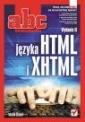 ABC języka HTML i XHTML