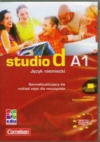 Studio d A1 Język niemiecki Samoaktualizujący się rozkład zajęć dla nauczyciela
