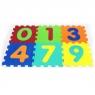 ARTYK 6 EL. Puzzle piankowe cyferki (X-ART-1001B-6)