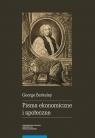 Pisma ekonomiczne i społeczne Berkeley George