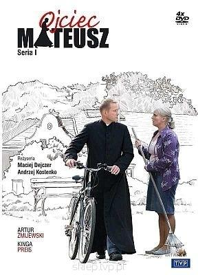 Ojciec Mateusz seria 1 film DVD praca zbiorowa
