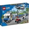 Lego City: Laweta helikoptera policyjnego (60244) Wiek: 5+