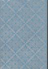 Papiery ozdobne Silver barok - błękitne 20x29 cm 10 arkuszy