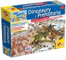 GeoPuzzle Dinozaury i prehistoria 2w1 (P50789)