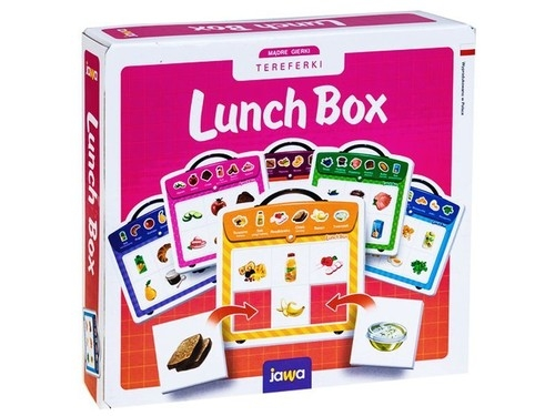 Lunch Box Mądre gierki Tereferki