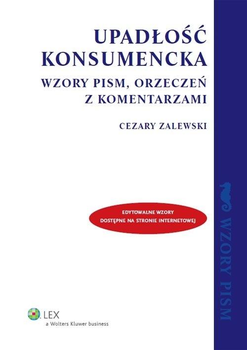 Upadłość konsumencka Zalewski Cezary