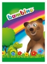 Zeszyt Bambino w kratkę 16 kartek A5