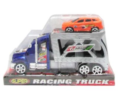 Ciężarowka laweta z aute