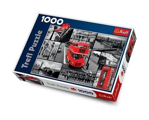 Puzzle Londyn kolaż 1000 elementów (10278)