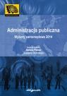Administracja publiczna Wybory samorządowe 2014 Plecka Danuta, Osmólska Zuzanna