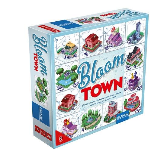 Bloom Town Asger Harding Granerud, Daniel Skjold Petersen, Brigette Indelicato, Jessica Smith