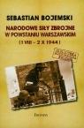 Narodowe Siły Zbrojne w Powstaniu Warszawskim 1 VIII-2 X 1944