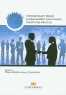 Contemporary trends in management and finanse