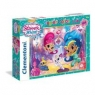 Puzzle Maxi SuperColor Shimmer and Shine 104