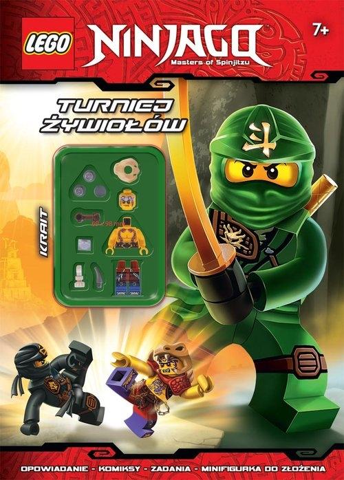 Lego Ninjago Turniej żywiołów
