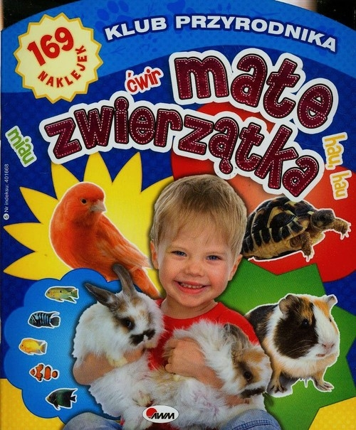 Klub przyrodnika Małe zwierzątka 5