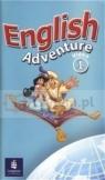 English Adventure 1 VHS