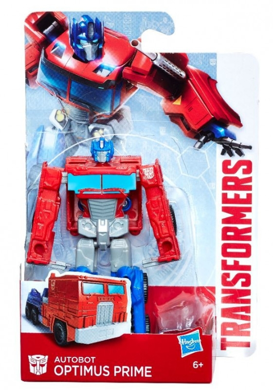 Figurka Transformers Authentics Bravo Starscream (E0618/E1166)