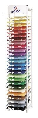 Karton kolorowy Canson Iris A3 kanarkowy 185g 297x420 (0040-183)