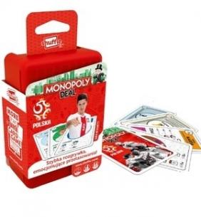 PZPN Shuffle Monopoly Deal (100230124)