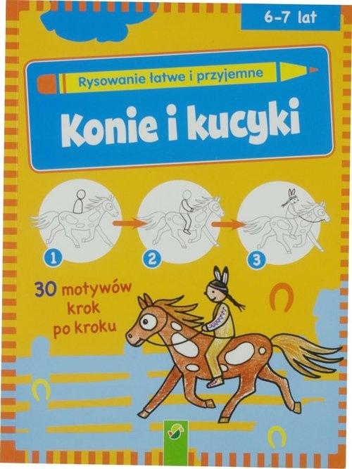 Nauka rysowaninia Konie i Kucyki