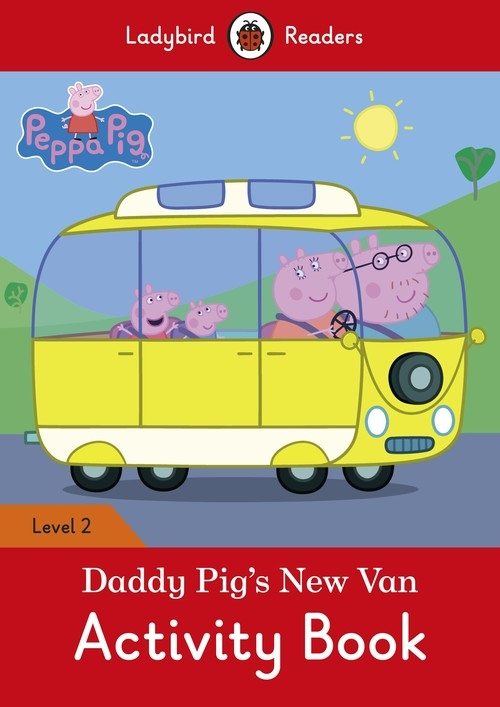 Peppa Pig: Daddy Pig's New Van Activity Book
