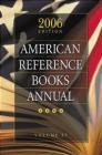 American Reference Books Annual v37 Shannon Graff Hysell, S Hysell