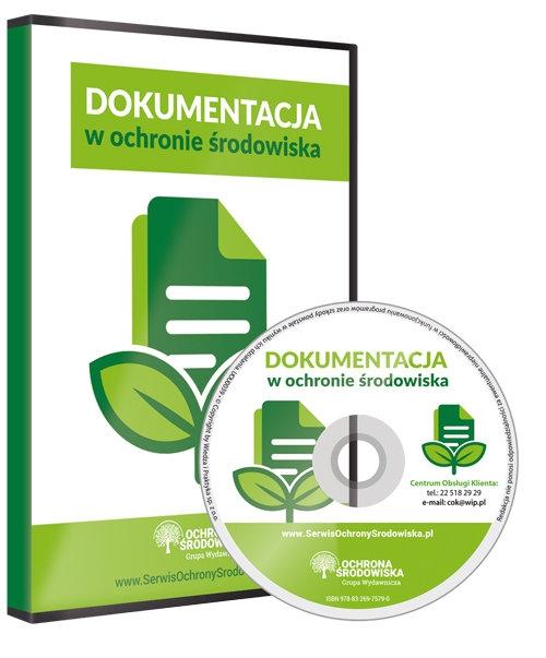 Dokumentacja w ochronie środowiska Szewczyk-Cieślik Karolina