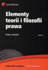 Elementy teorii i filozofii prawa