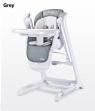 Krzesełko do karmienia i huśtawka Indigo Grey (TERO-761)