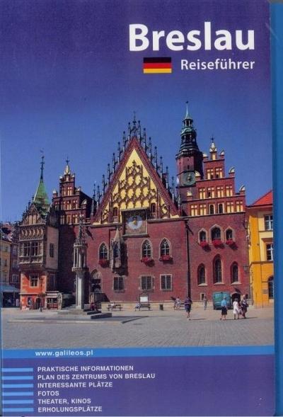 Przewodnik - Wrocław w.niemiecka praca zbiorowa