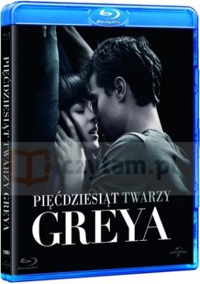 Pięćdziesiąt twarzy Greya (Blu-ray)