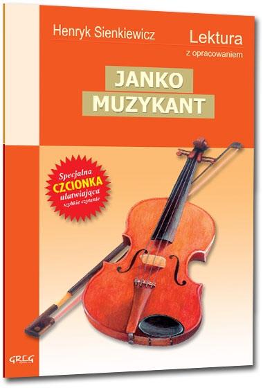 Janko Muzykant Henryk Sienkiewicz