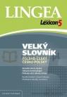Wielki słownik polsko-czeski czesko-polski (Uszkodzone opakowanie)