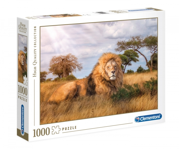 Puzzle HQC 1000: The King (39479)