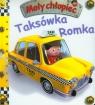 Taksówka Romka Mały chłopiec
