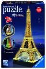 Puzzle 3D, 216: Wieża Eiffla nocą (125791)Wiek: 12+