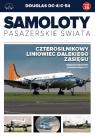 Samoloty pasażerskie świata Tom 30 Douglas DC-4/C-54