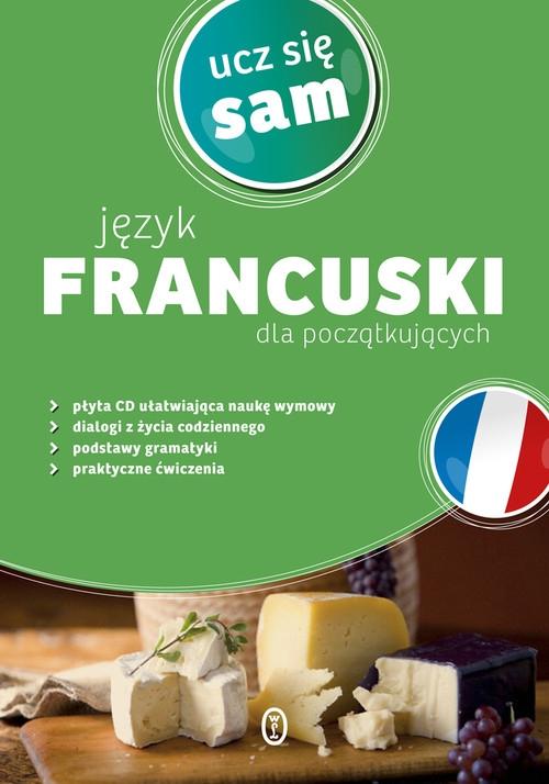 Język francuski dla początkujących + CD Ucz się sam Carpenter Catrine