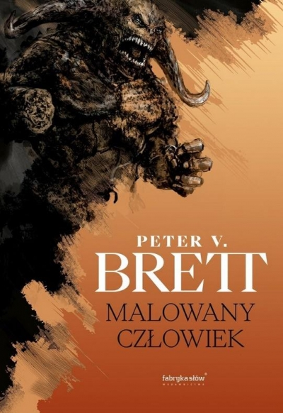 Malowany człowiek. Księga 1 Peter V. Brett