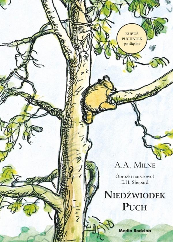 Niedźwiodek Puch Milne Alan Alexander