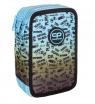 Coolpack Jumper 3, piórnik potrójny - Game 2T (D067338) z wyposażeniem