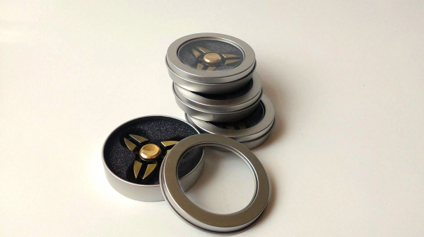 Hand spinner metalowy (1000979)