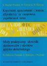 Mały praktyczny słownik skrótowców i skrótów języka ukraińskiego