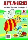 Język angielski. Zabawy dla dzieci z naklejkami Agnieszka Wileńska