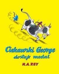 Ciekawski George dostaje medal Rey H.A.